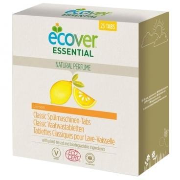 Ecover Essential таблетки (лимон) для посудомоечной машины