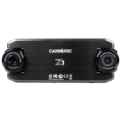 Видеорегистратор CANSONIC Z1 ZOOM, 2 камеры