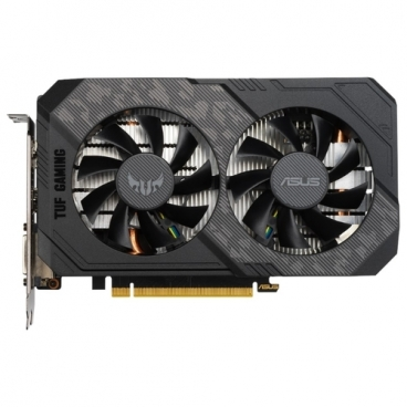 Видеокарта ASUS TUF GeForce GTX 1660 SUPER 1530MHz PCI-E 3.0 6144MB 14002MHz 192 bit DVI HDMI DisplayPort HDCP Gaming OC