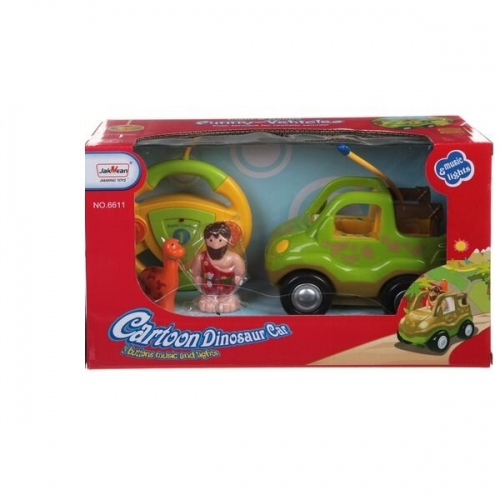 Внедорожник Shenzhen Toys 72933 Cartoon Dinosaur car 1:5