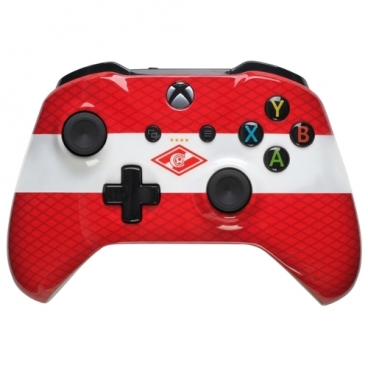 Геймпад RAINBO Xbox One Wireless Controller FC Spartak