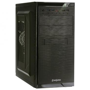 Компьютерный корпус ExeGate QA-412U 450W Black