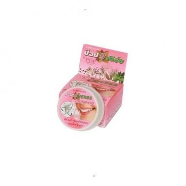 Зубная паста POP Popular Растительная 9 трав
