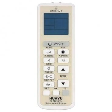 Пульт ДУ Huayu K-1036E+L для кондиционера