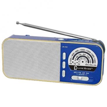 Радиоприемник LuxeBass LB-A52