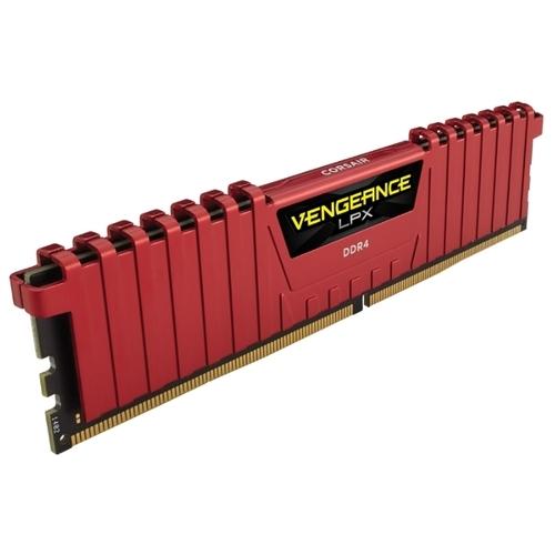 Оперативная память 8 ГБ 1 шт. Corsair CMK8GX4M1A2666C16R