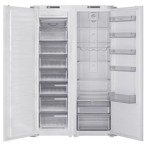 Встраиваемый холодильник Schaub Lorenz SLU E524-1WE (SL SE310WE + SL FE225WE)