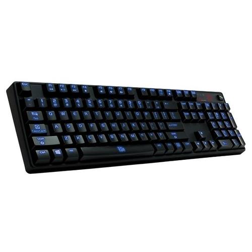 Клавиатура Tt eSPORTS by Thermaltake POSEIDON Z Illuminated Black USB
