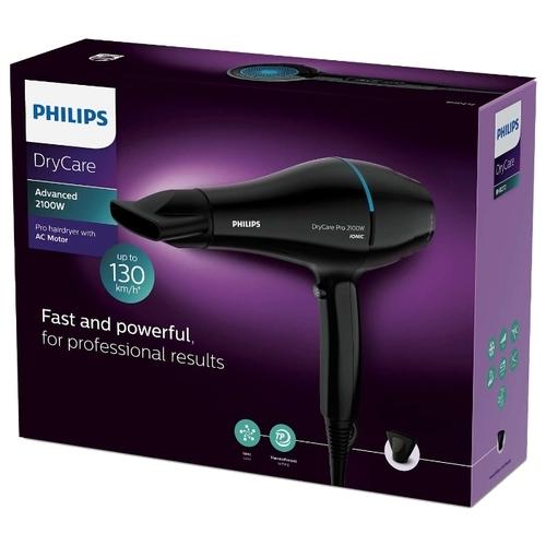 Фен Philips BHD272 DryCare