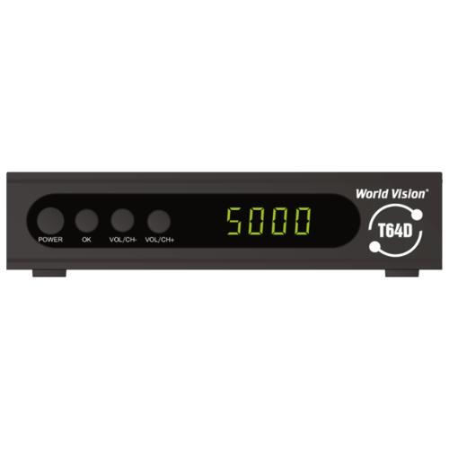 TV-тюнер World Vision T64D