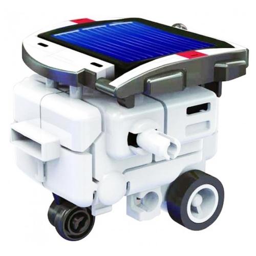 Электромеханический конструктор ND Play На солнечной энергии 265607 Космический флот 7 в 1