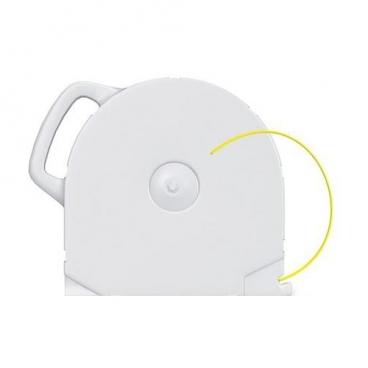 PLA пруток 3D Systems CubeX 1.75 мм желтый