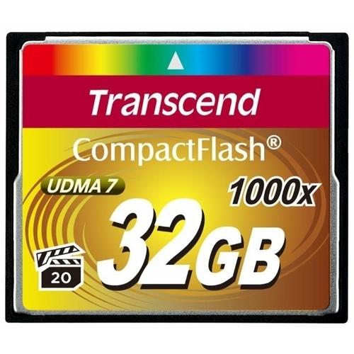 Карта памяти Transcend TS32GCF1000