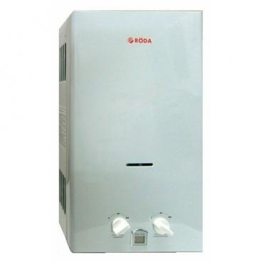 Проточный газовый водонагреватель Roda JSD20-B1
