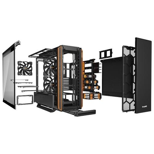 Компьютерный корпус be quiet! Silent Base 801 Window Orange