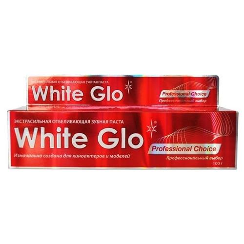 Зубная паста White Glo Профессиональный выбор