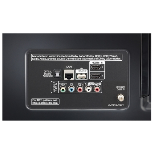 Телевизор LG 75UJ675V