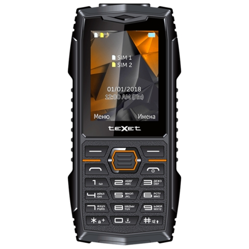 Телефон teXet TM-519R