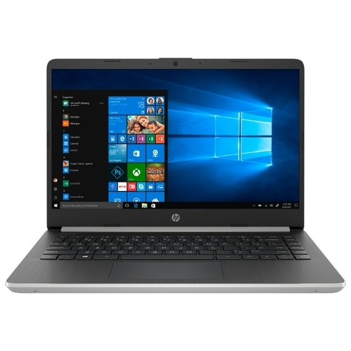 "Ноутбук HP 14s-dq0018ur (Intel Core i3 7020U 2300 MHz/14""/1920x1080/4GB/256GB SSD/DVD нет/Intel HD Graphics 620/Wi-Fi/Bluetooth/Windows 10 Home)"