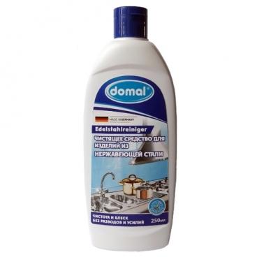 Чистящее средство для изделий из нержавеющей стали Domal