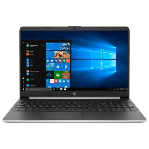 "Ноутбук HP 15s-fq0004ur (Intel Core i3 7020U 2300 MHz/15.6""/1366x768/8GB/256GB SSD/DVD нет/Intel HD Graphics 620/Wi-Fi/Bluetooth/Windows 10 Home)"