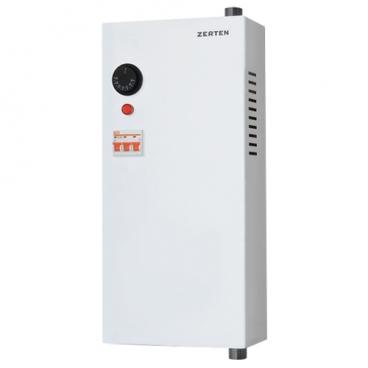 Электрический котел Zerten SE-9 9 кВт одноконтурный