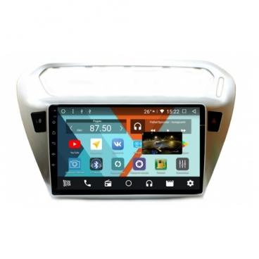 Автомагнитола Parafar Peugeot 301 Android 8.1.0 (PF991KHD)