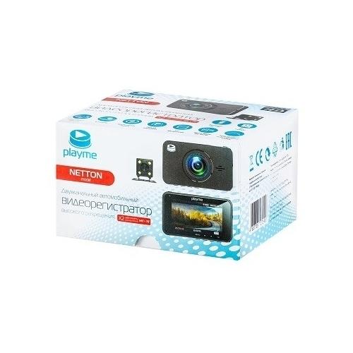 Видеорегистратор Playme NETTON, 2 камеры