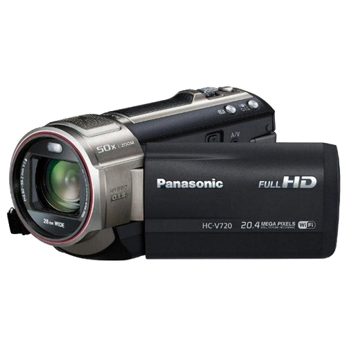 Видеокамера Panasonic HC-V720