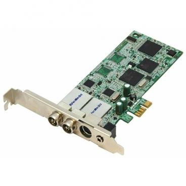 TV-тюнер AVerMedia Technologies AVerTV Duo Hybrid PCI-E II