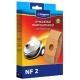 Topperr Бумажные пылесборники NF2