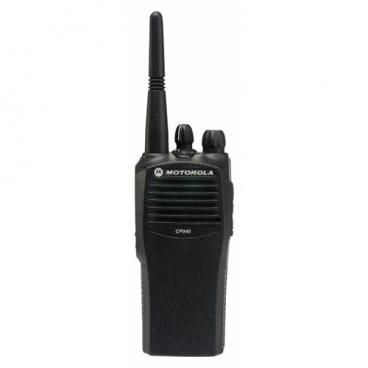 Рация Motorola CP-040 (4 канала)