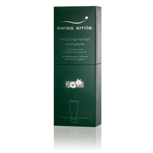 Зубная паста Swiss Smile Vitalising Herbal