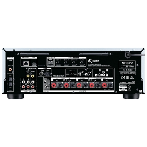 AV-ресивер Onkyo TX-NR474