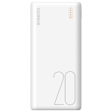 Аккумулятор Romoss Simple 20, 20000 mAh