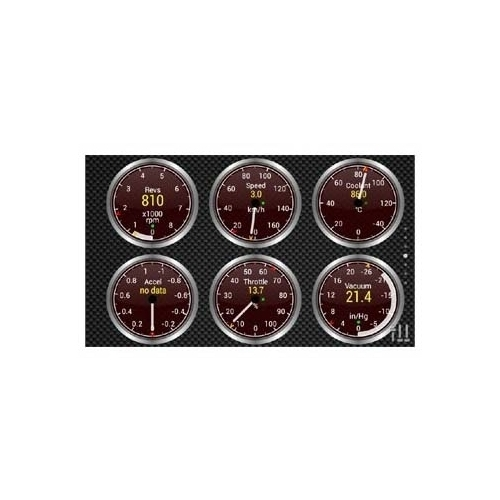 Автомагнитола CARMEDIA KDO-7409
