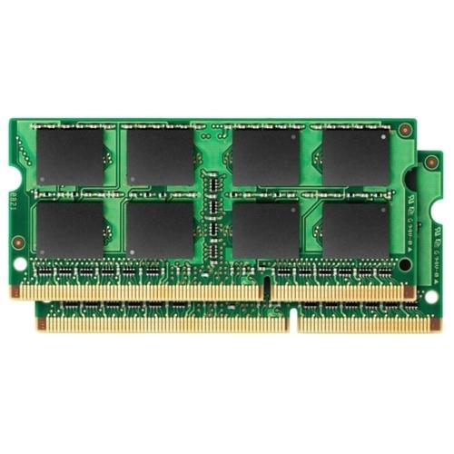 Оперативная память 4 ГБ 2 шт. Apple DDR3 1600 SO-DIMM 8GB (2x4GB)