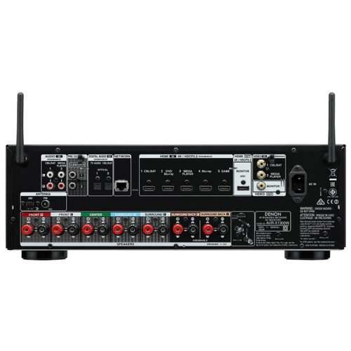 AV-ресивер Denon AVR-X1300W