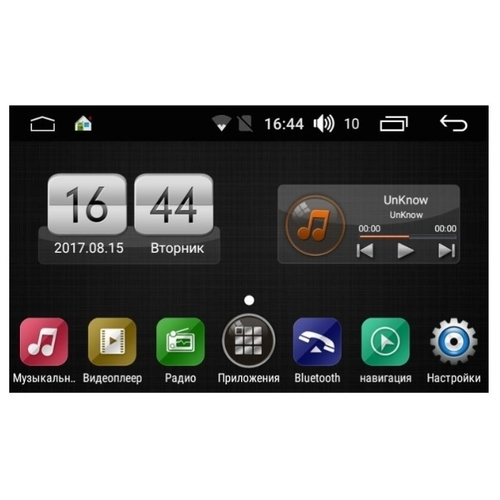 Автомагнитола FarCar s170 Chevrolet Aveo, Epica, Captiva Android (L020)