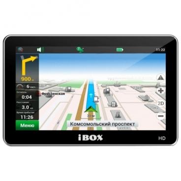 Навигатор iBOX PRO-7300 HD