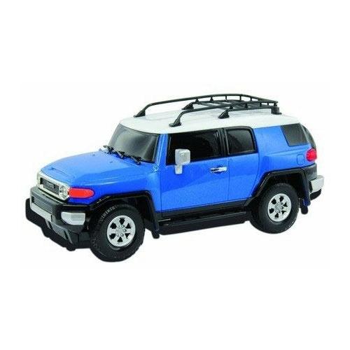 Внедорожник KidzTech Toyota FJ Cruiser (6618-893A/89031) 1:26 18 см