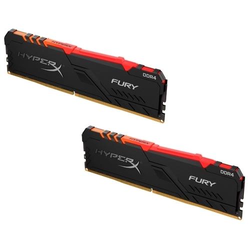 Оперативная память 16 ГБ 2 шт. HyperX HX432C16FB3AK2/32
