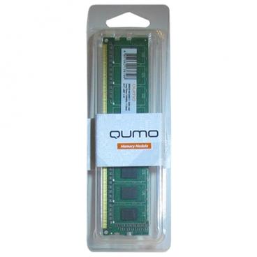 Оперативная память 4 ГБ 1 шт. Qumo QUM3U-4G1600C11