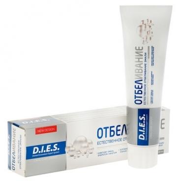 Зубная паста D.I.E.S. Whitening
