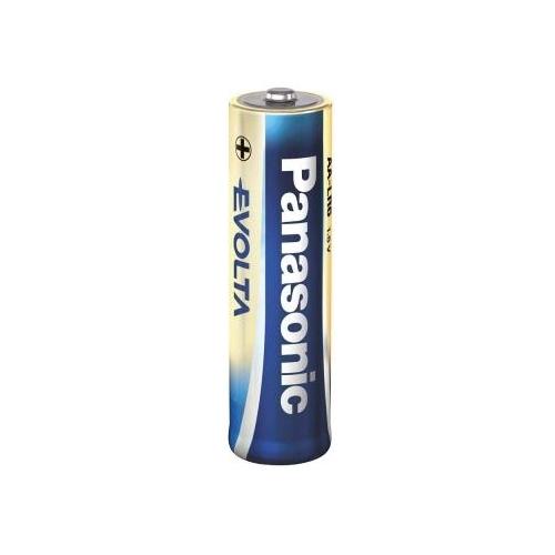 Батарейка Panasonic Evolta AA/LR6