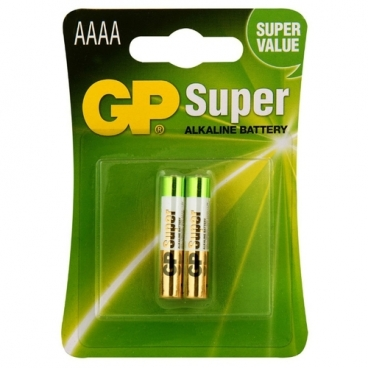 Батарейка GP Super Alkaline АААA