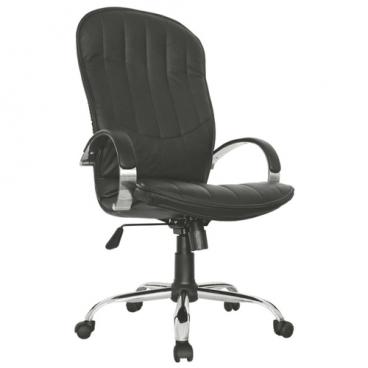 Компьютерное кресло Мирэй Групп Дипломат хром для руководителя