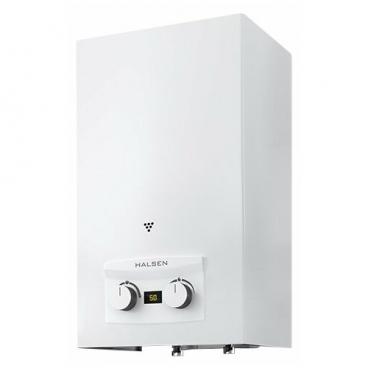 Проточный газовый водонагреватель Halsen WM 10