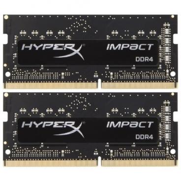 Оперативная память 8 ГБ 2 шт. HyperX HX424S14IB2K2/16