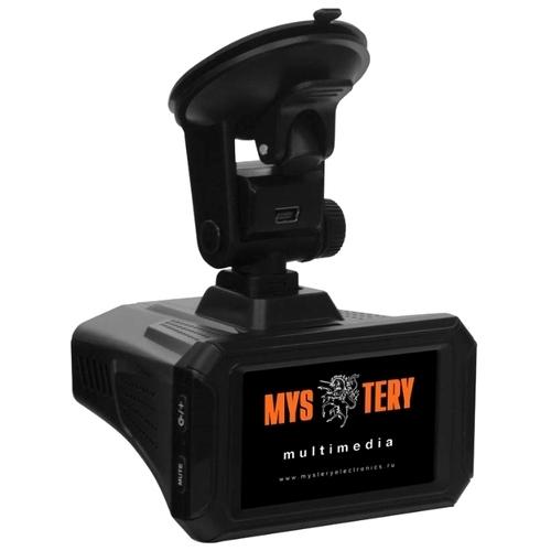 Видеорегистратор с радар-детектором Mystery MRD-1010SHDVSG